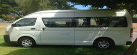 minibus perth