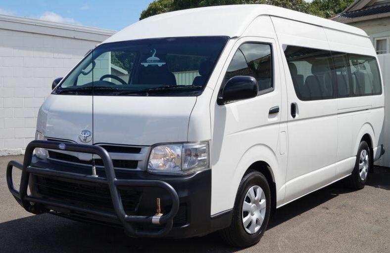 minibus charter perth