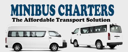 Maxi Taxi Perth | Mini Bus With Driver | Minibus Charters